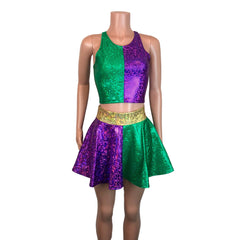 mardi gras outfit costume