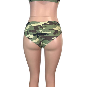 Camo Cheeky - Peridot Clothing