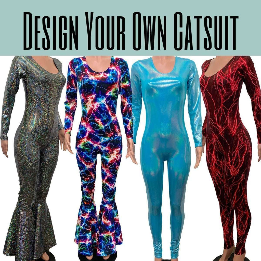 Design Your Own Catsuit - Peridot Clothing