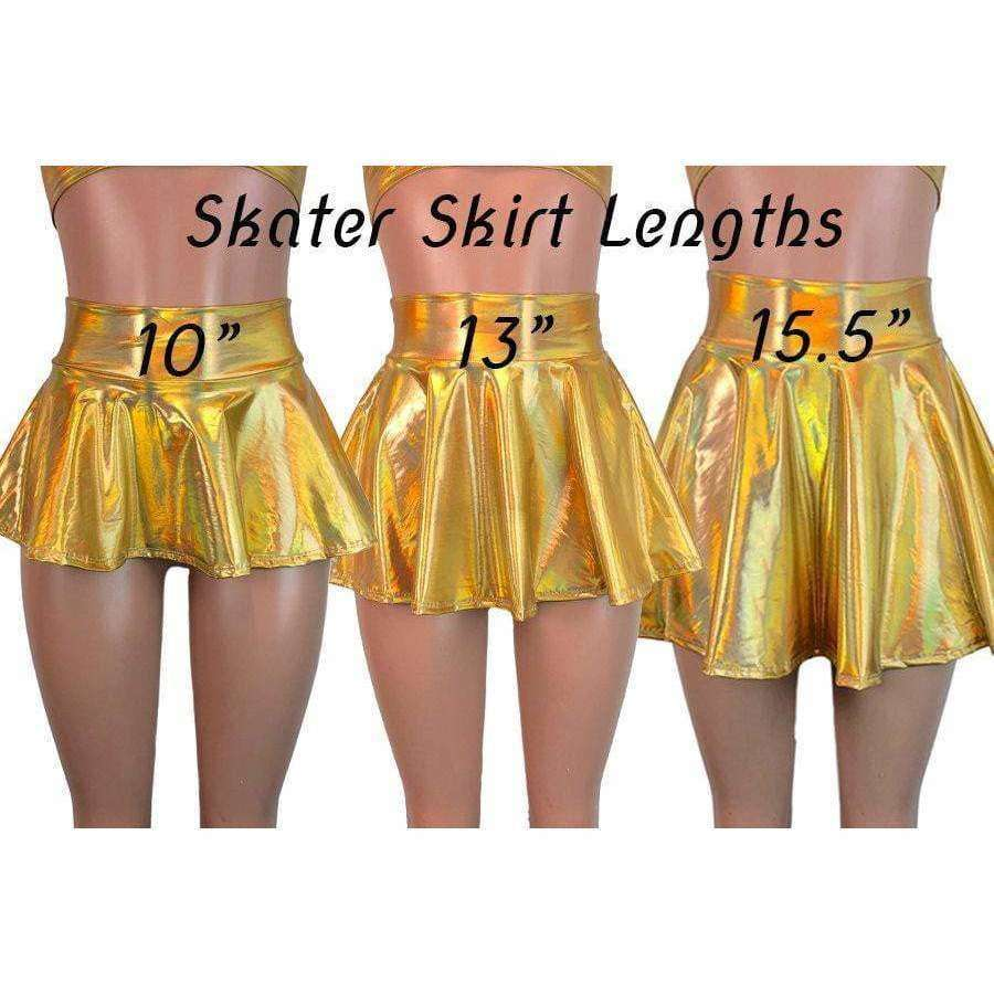 DESIGN YOUR OWN Skater Skirt - Peridot Clothing