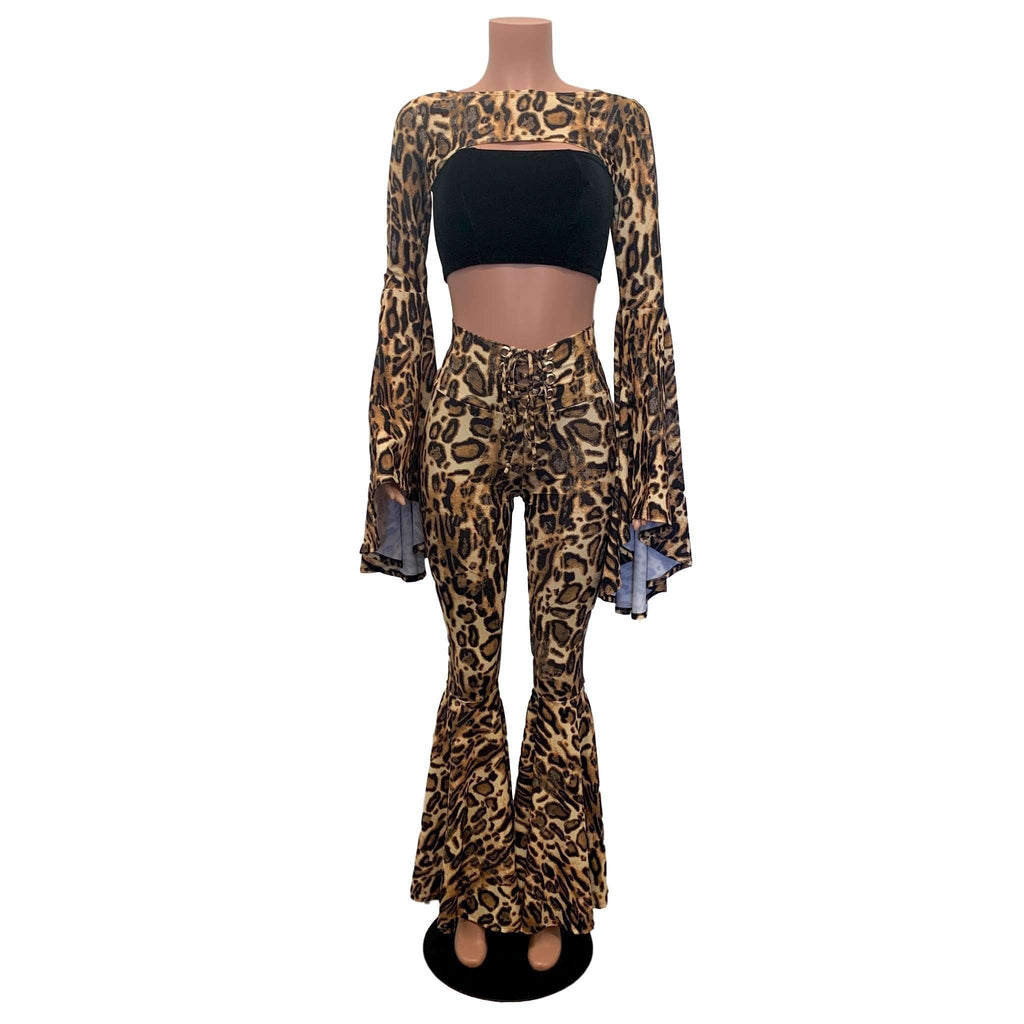 Leopard Costume - Cheetah Outfit - Peridot Clothing