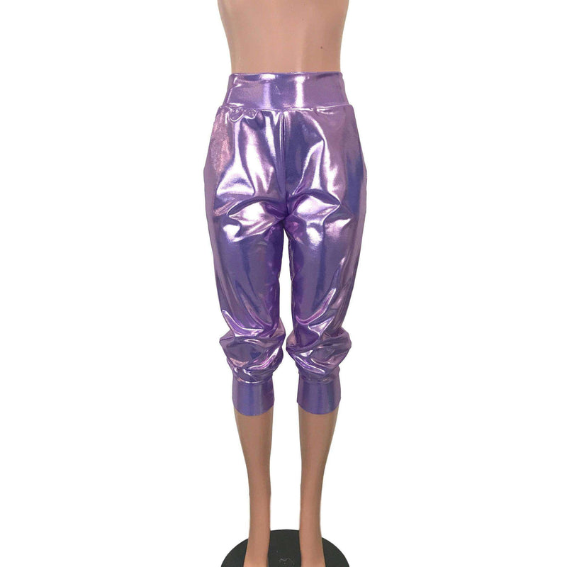 Lilac Purple Mystique Joggers w/ Pockets - Peridot Clothing