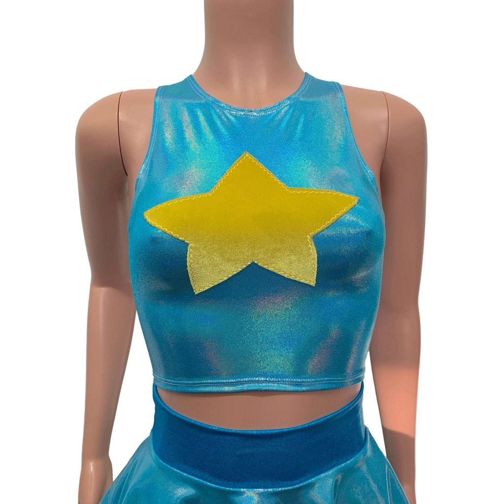 Pearl Costume - Steven Universe Cosplay Outfit - Peridot Clothing