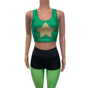 Peridot Costume - Steven Universe Cosplay Outfit - Peridot Clothing