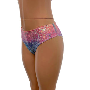 Rainbow Avatar Cheeky Bikini - Peridot Clothing