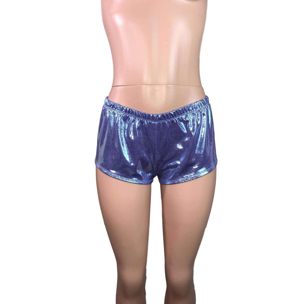Rave Shorts - Lilac Purple Mystique - Peridot Clothing