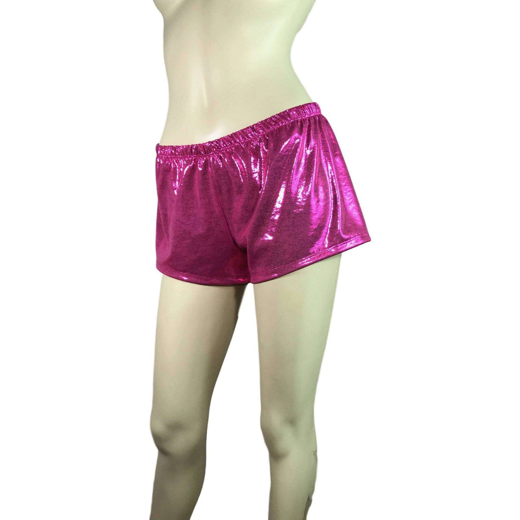 Rave Shorts - Pink Mystique - Peridot Clothing