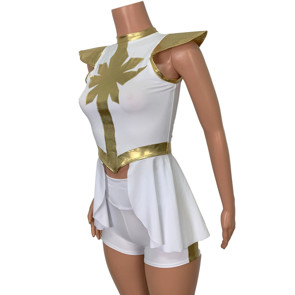 She Ra Costume and the Princess of Power Cosplay - Peridot Clothing