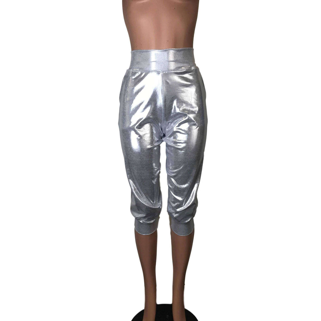 Silver Mystique Joggers w/ Pockets - Peridot Clothing