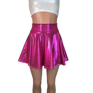 Skater Skirt - Pink Mystique - Peridot Clothing