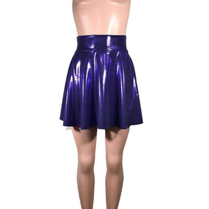 Skater Skirt - Purple Mystique - Peridot Clothing