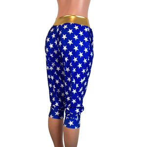 Wonder Woman Joggers w/ Pockets - Peridot Clothing