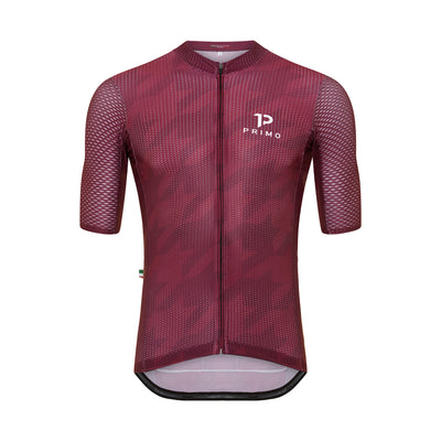 Aria Houndstooth Porto Jersey - PRIMO - Cycling Apparel