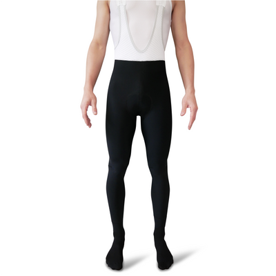 Zoncolan Black Thermal Bib Tights