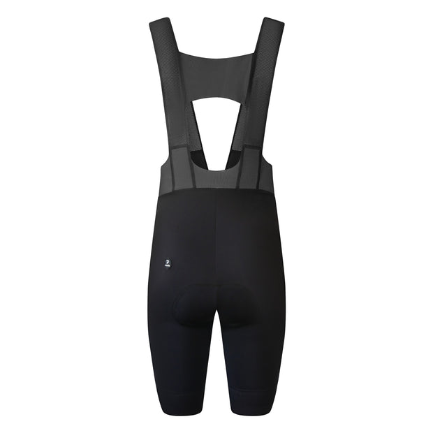 Puro Black Bib Shorts