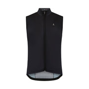 Ala Black Windproof Gilet