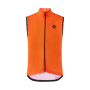 Ala High-Vis Orange Windproof Gilet