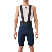 Puro Navy Bib Shorts