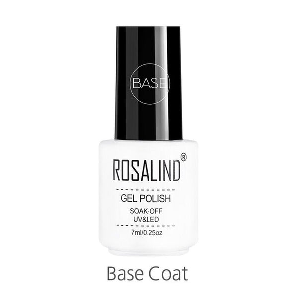 Top Base Coat Gel Polish UV