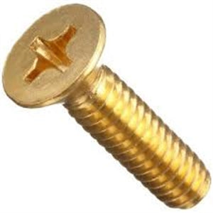 11-19 Brass Screw for Foster Cathead