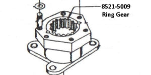 8521-5009 Internal Ring Gear