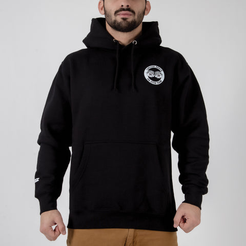 Carlson Gracie Team Hoodie Front View