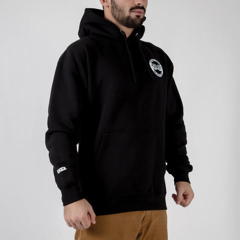 Carlson Gracie Team Hoodie Right Facing
