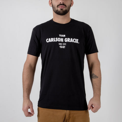 Carlson Gracie Team Tee Front View