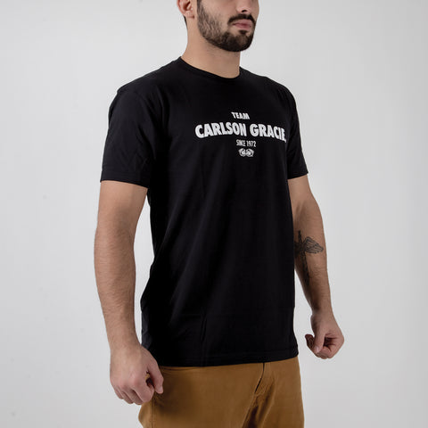 Carlson Gracie Team Tee Left Facing