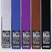 Carlson Gracie Adult Jiu Jitsu Belt- All Colors