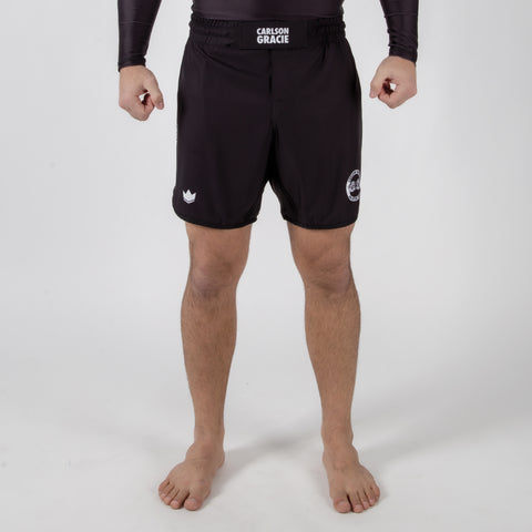 Carlson Gracie Adult Grappling Shorts Front View