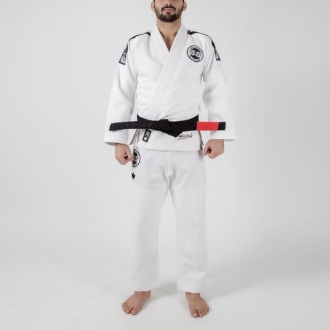 Carlson Gracie Adult Base Gi Full Front View