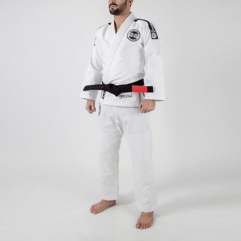 Carlson Gracie Adult Base Gi Side Left View