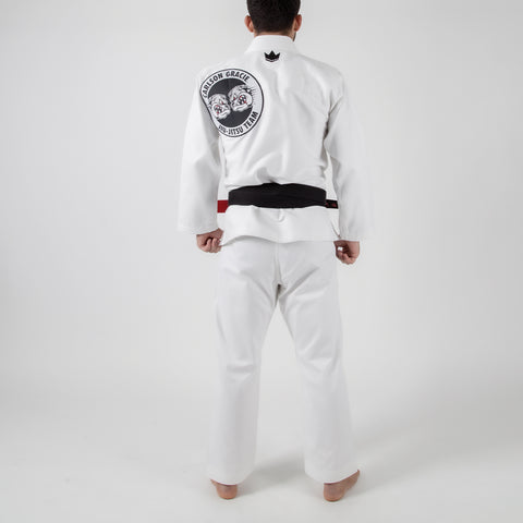 Carlson Gracie Adult Base Gi Back View