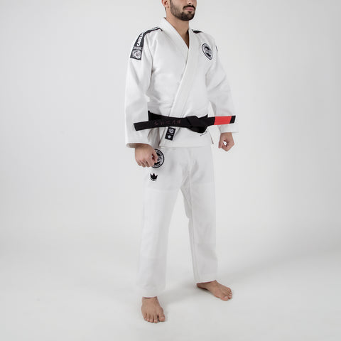 Carlson Gracie Adult Base Gi Side Right View