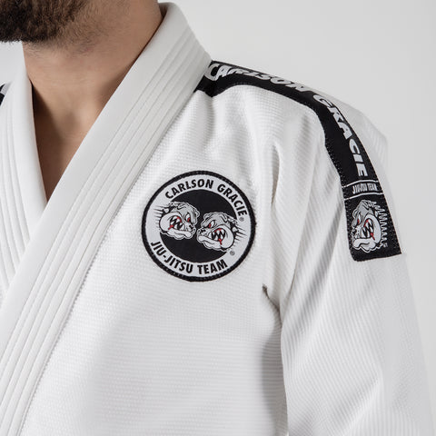 Carlson Gracie Adult Base Gi Shoulder Patch