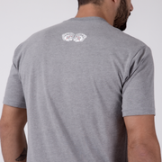 Carlson Gracie Inverted Tee - Grey