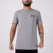 Carlson Gracie Roots Tee - Grey