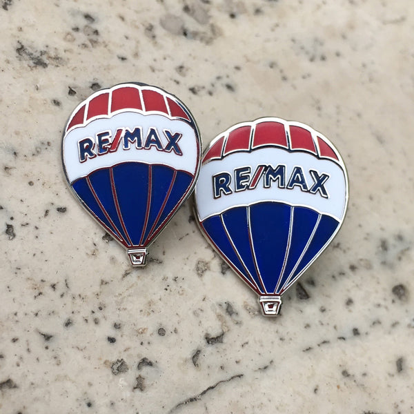 Re/Max Balon Rozet (22mm)