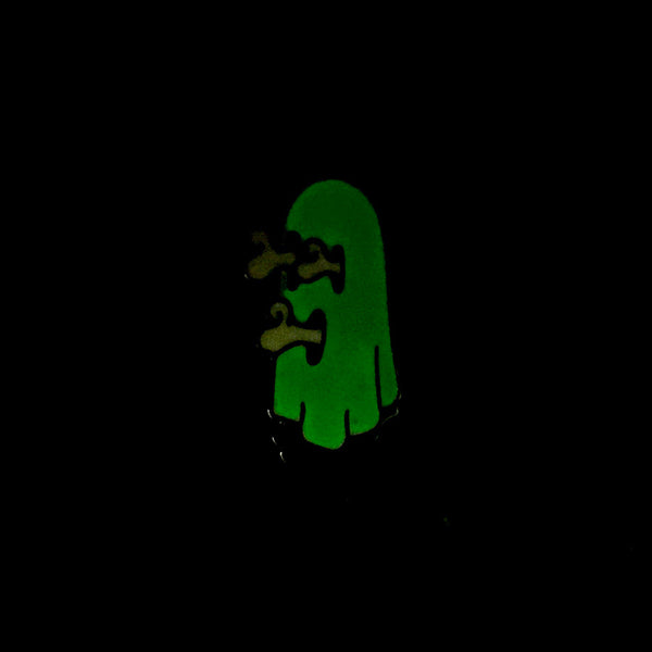 Bone Ghost (glow in the dark)