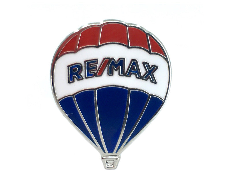 Re/Max Balon Rozet (25.4mm)