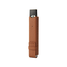 Load image into Gallery viewer, JUUL Leather Case - Brown