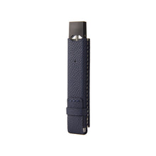 Load image into Gallery viewer, JUUL Leather Case - Navy