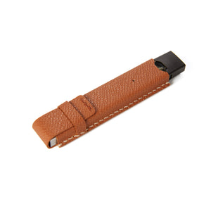 JUUL Leather Case - Brown