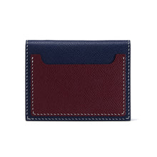 Load image into Gallery viewer, JUUL Leather Wallet - Navy