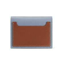 Load image into Gallery viewer, JUUL Leather Wallet - Sky Blue