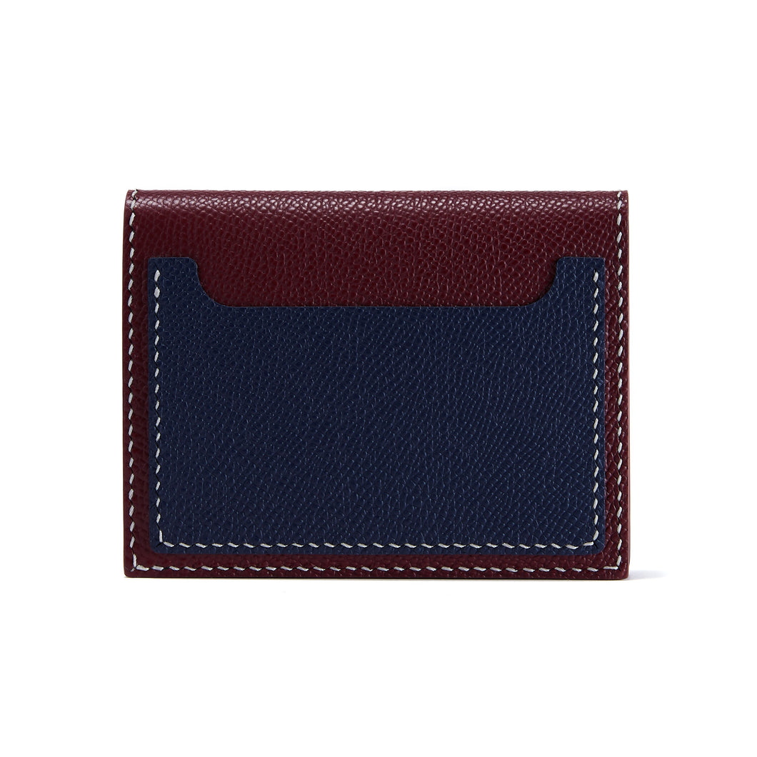 JUUL Leather Wallet - Wine