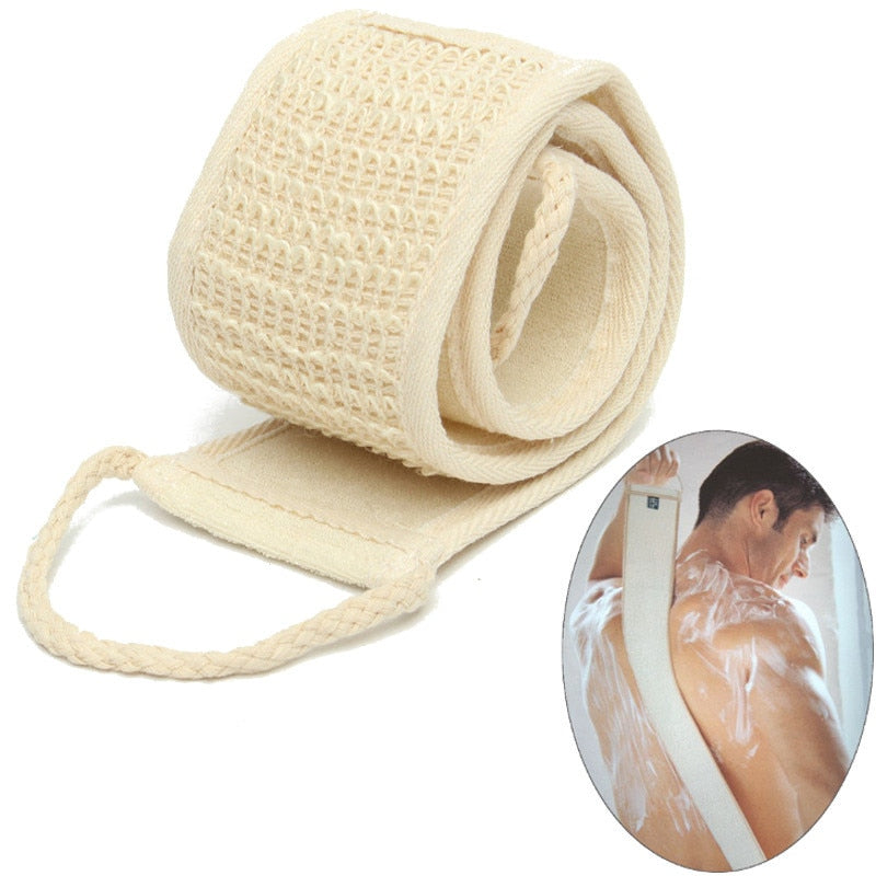 Natural Loofah Back Scrubber - Trendz Again