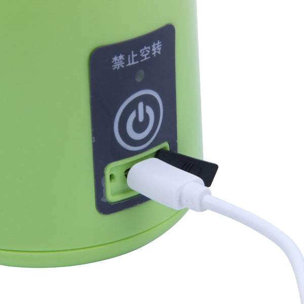 Blender USB Charging Mode Portable Small Juicer Smoothie Maker - Trendz Again