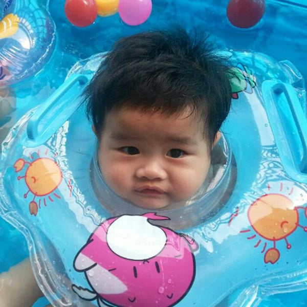 Baby Swimming Neck Ring Tube - Trendz Again